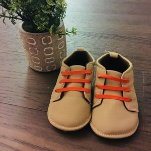 Child of mine by Carter's baby booties